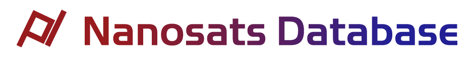 Nanosats Database logo