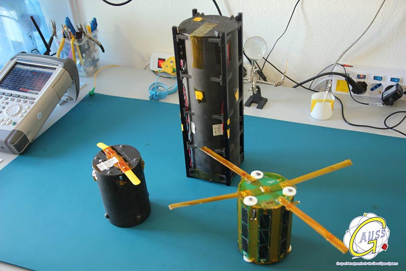 Tancredo-1 and OSNSAT TubeSats