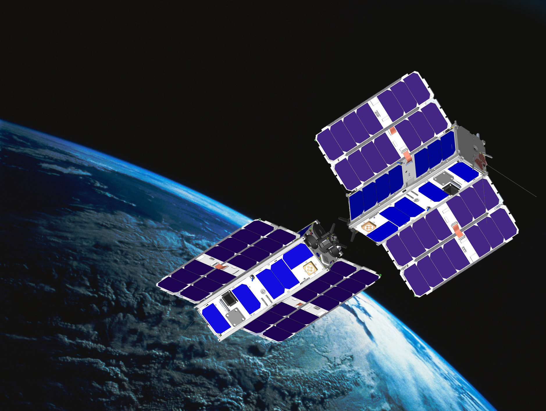 CubeSat Tables | Nanosatellite Database | Constellations